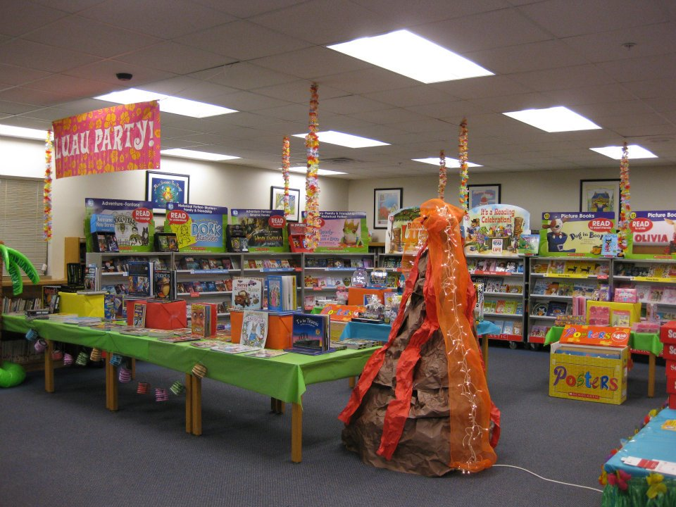 Book Fair Decorations