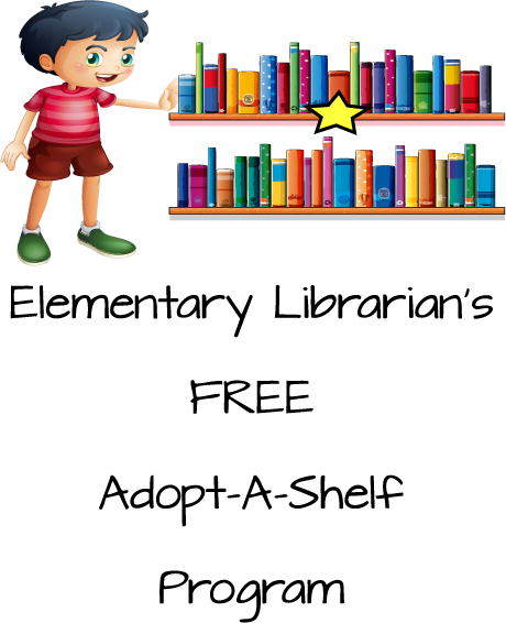 Elementary-Librarian-Adopt-a-Shelf