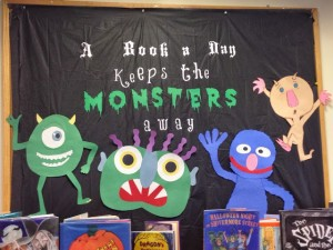 Monsters Display