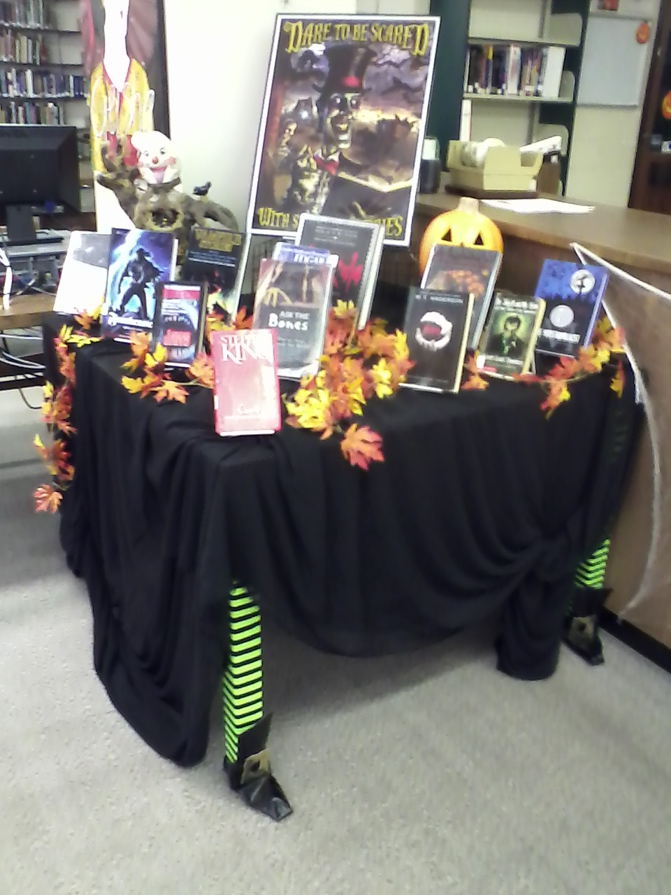 Halloween Ideas For The Library Elementary Librarian