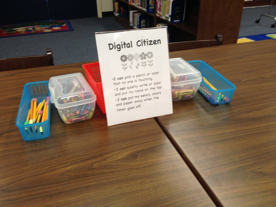 More Library Center Ideas - Elementary Librarian