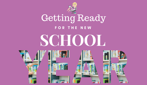 3a585011782774 Getting Ready for the New School Year - Elementary Librarian