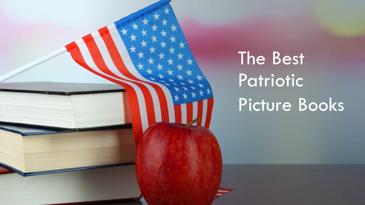 patriotic books about america for kids
