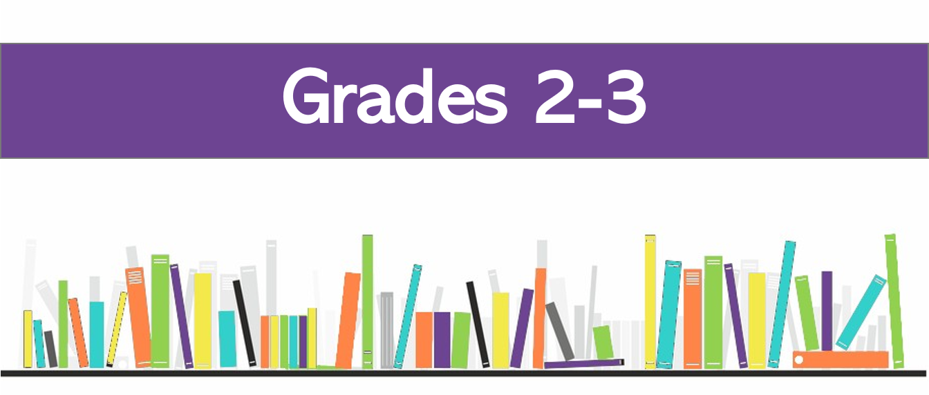Free Library Resources Grades 2-3