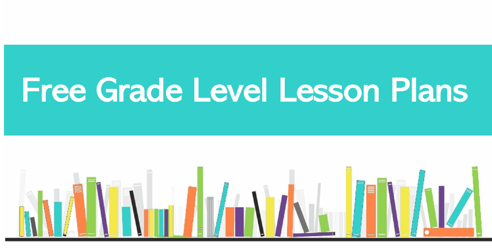 free grade level library lessons