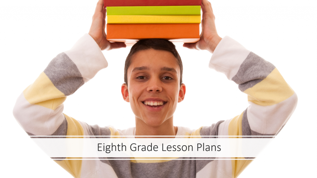 eighth grade library lesson plans