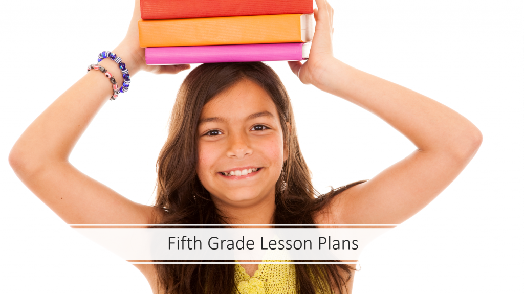 fifth grade library lesson plans