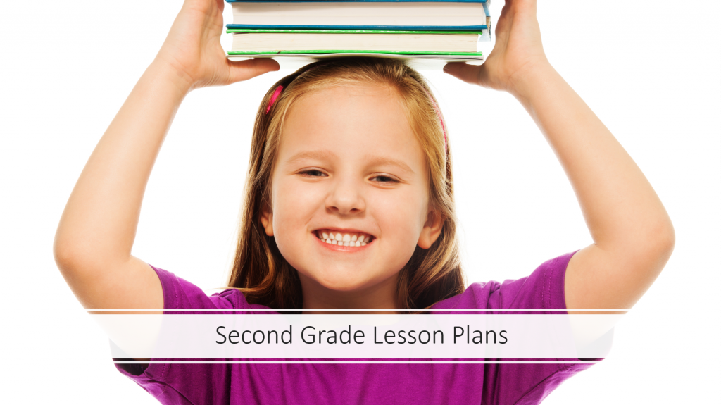 second grade library lesson plans
