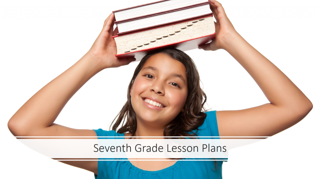 seventh grade library lesson plans