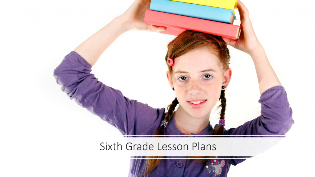sixth grade library lesson plans