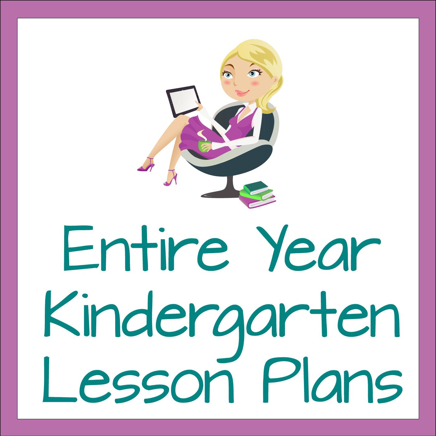 Kindergarten - Lesson Plans For Kindergarten